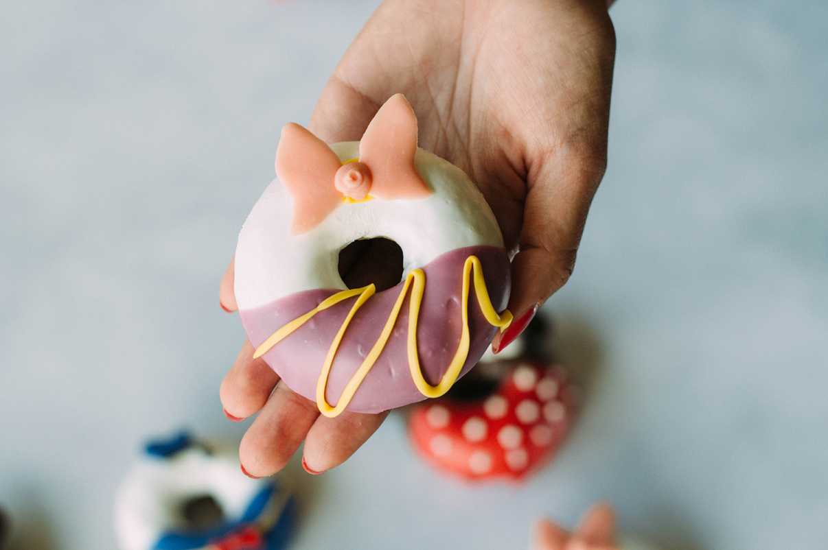 DIY Disney Donuts