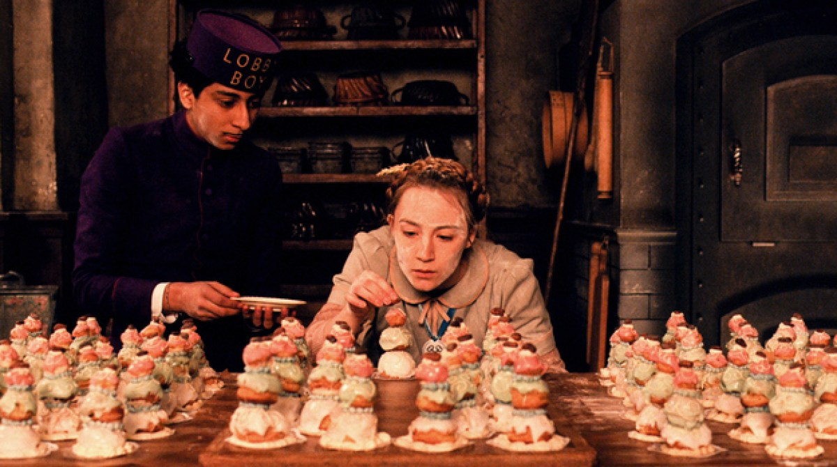 "Make Your Own Pastries From ""The Grand Budapest Hotel"""