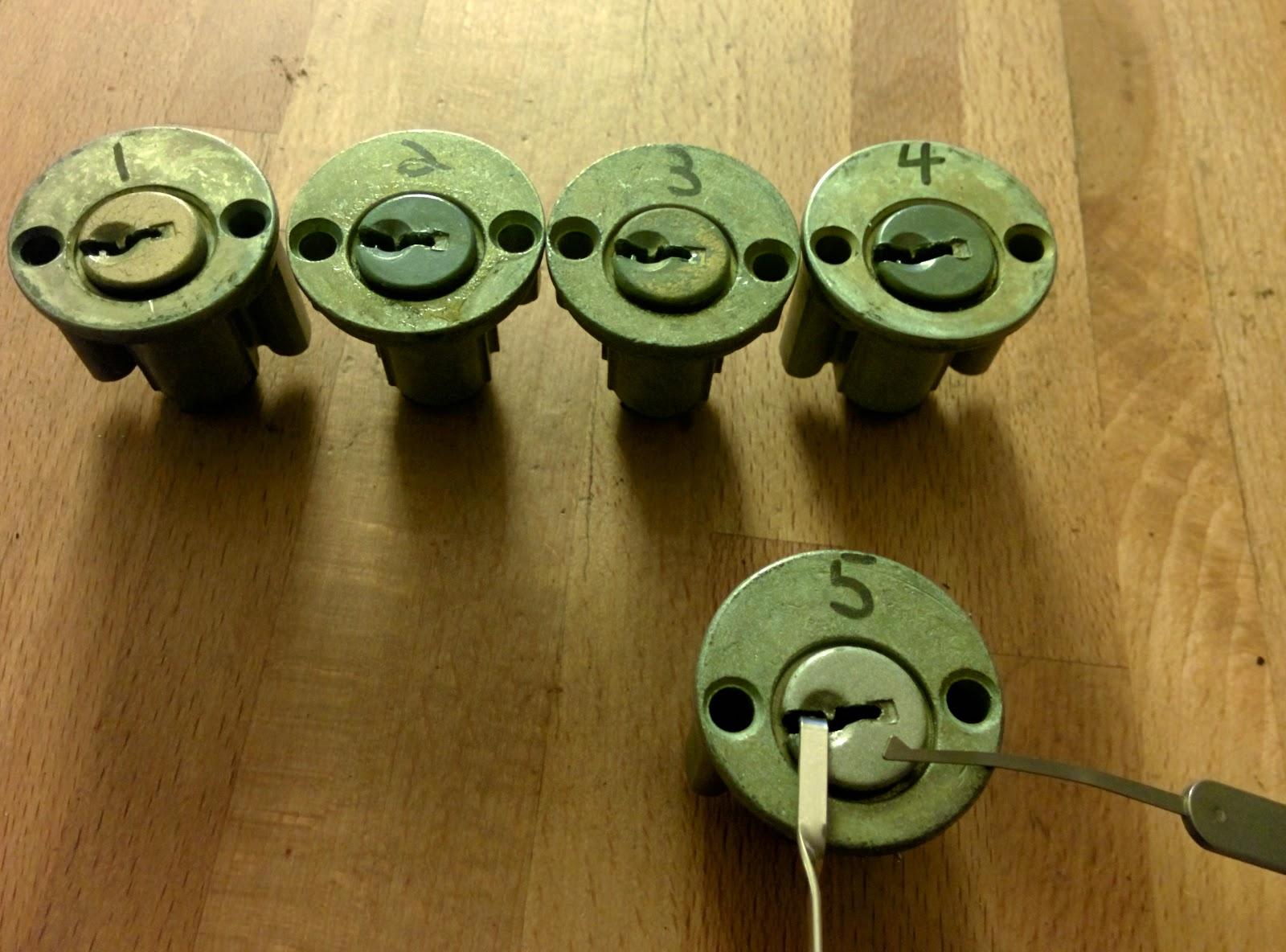 Lock Picking 101: Build a Set of Progressive Locks