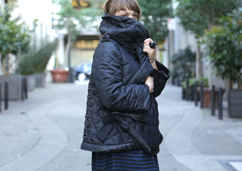 Turn Your Quilt Into A Coat