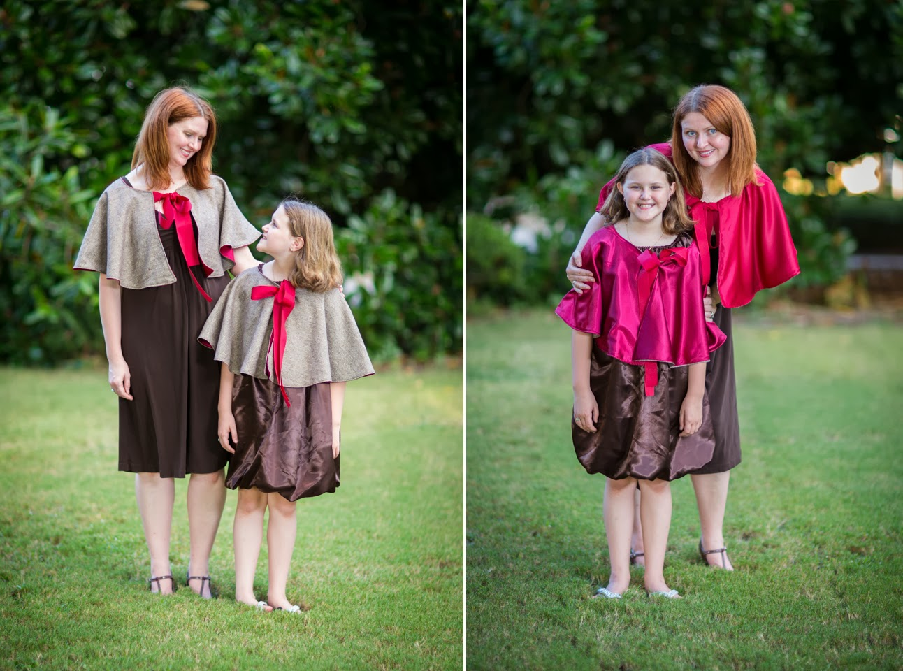 Sew It: Simple Fabric Capelet or Cape