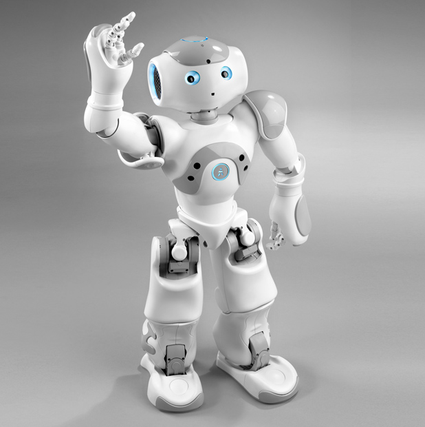 Rx Robots' MEDi is actually based on Aldebaran Robotics Nao robot that was developed for research and educational purposes.