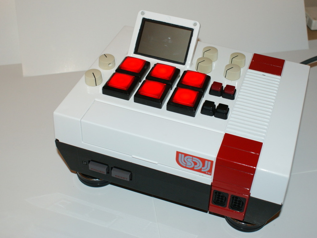 7 Clever Reuses for Retro Video Game Consoles | Make: