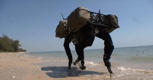 Rockstar Robots: Meet Boston Dynamics' BigDog