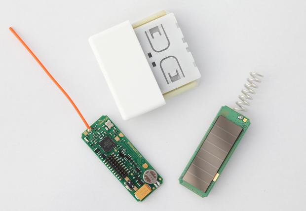 EnOcean Sensor Kit and EnOcean Pi