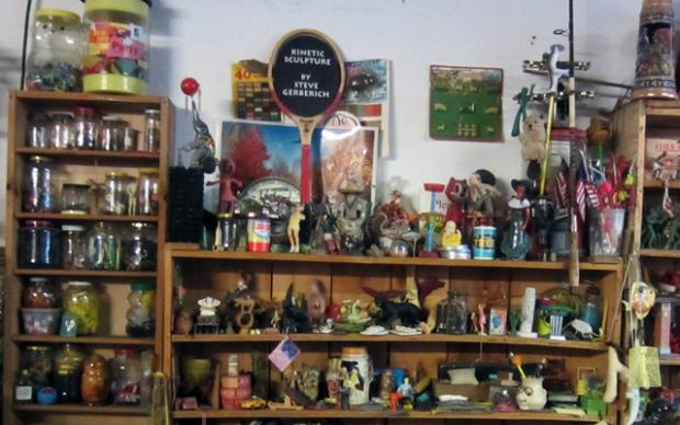 gerberich-shelves