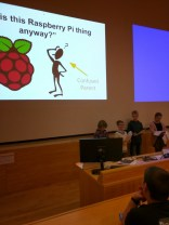 Digital leaders talk about their experiences using Raspberry PI