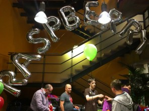Raspberry Pi in balloons