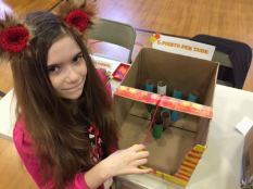 Chyrsanthanthemum's Mini Cardboard Arcade