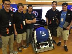 FIRST team RoboDogs #2085 from Vacaville High School is headed to the FIRST World Championships!