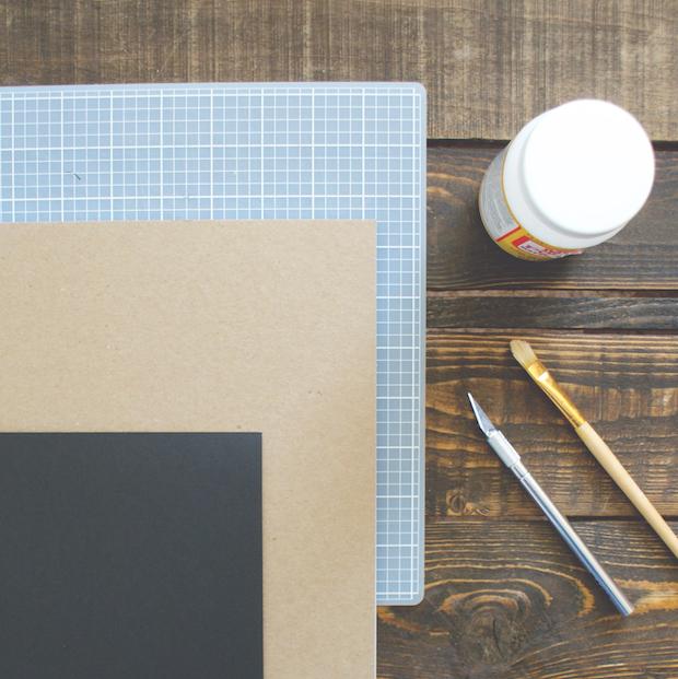 Easy Upgrade: DIY Notebook Pocket
