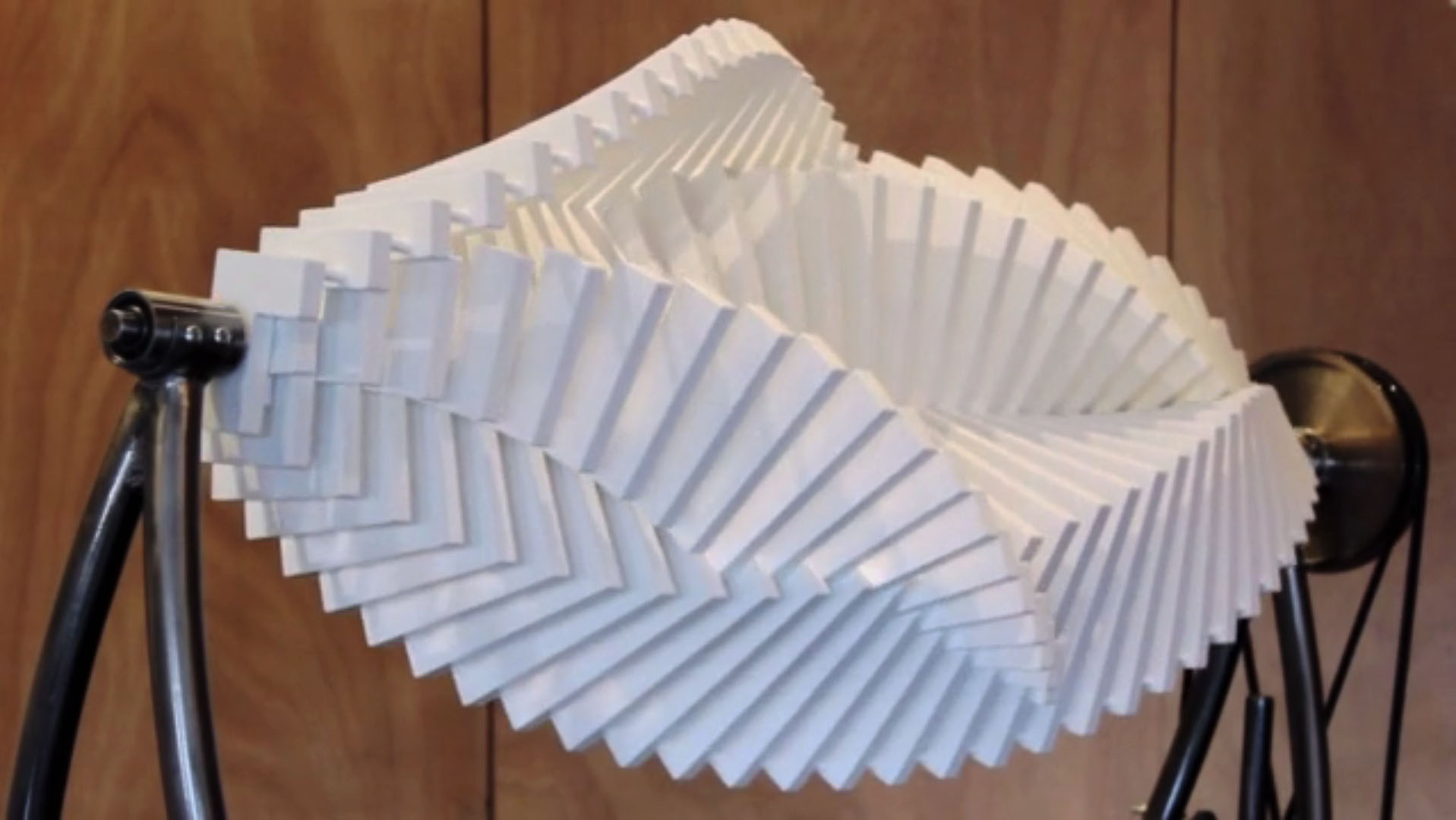 Hypnotizing Sculptures Are Like Real Life Optical Illusions