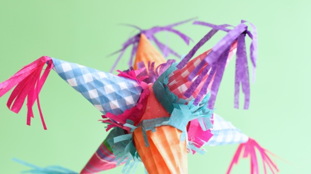 Add These DIY Mini Piñatas To Your Next Party