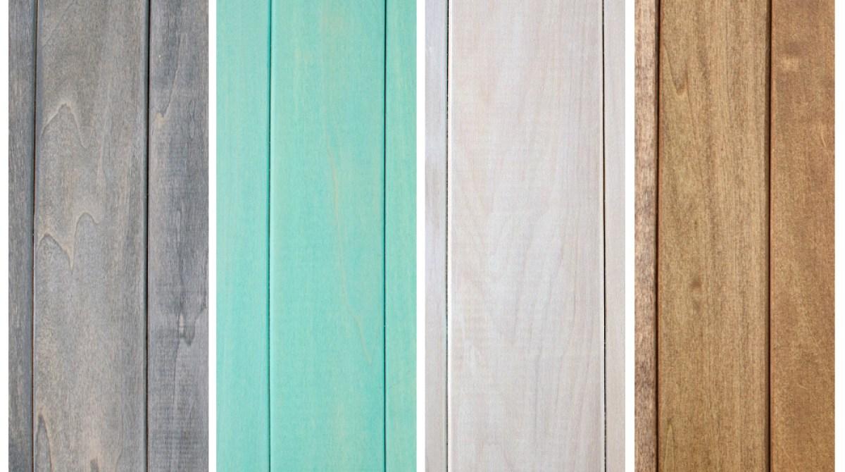 Make Better Photos: Wooden Table Top Backdrop