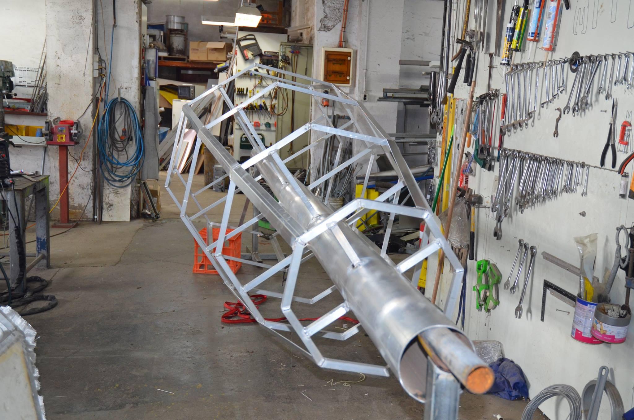 Largest Amateur Rocket 14