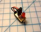 Battery Clip Transistor Tester