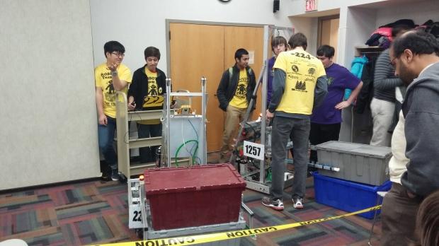 Piscataway High School Robotics Team