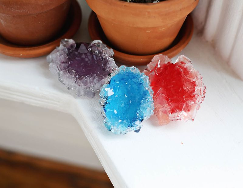 how to make your own crystals