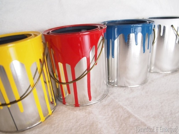 Dip-plain-empty-paint-cans-in-oil-based-paint-for-fun-storage-or-flower-pots-Sawdust-and-Embryos1