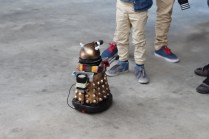 Halt, or you will be EXTERMINATED!!!