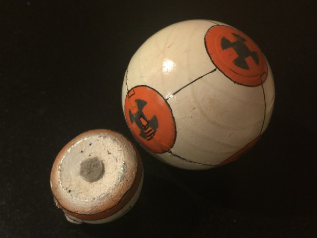 Make This Mini Star Wars BB-8 Ball Droid with a Hacked Sphero