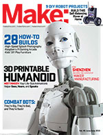 Build this project and more in Make: Vol. 45. Don't have the issue? Get yours today!