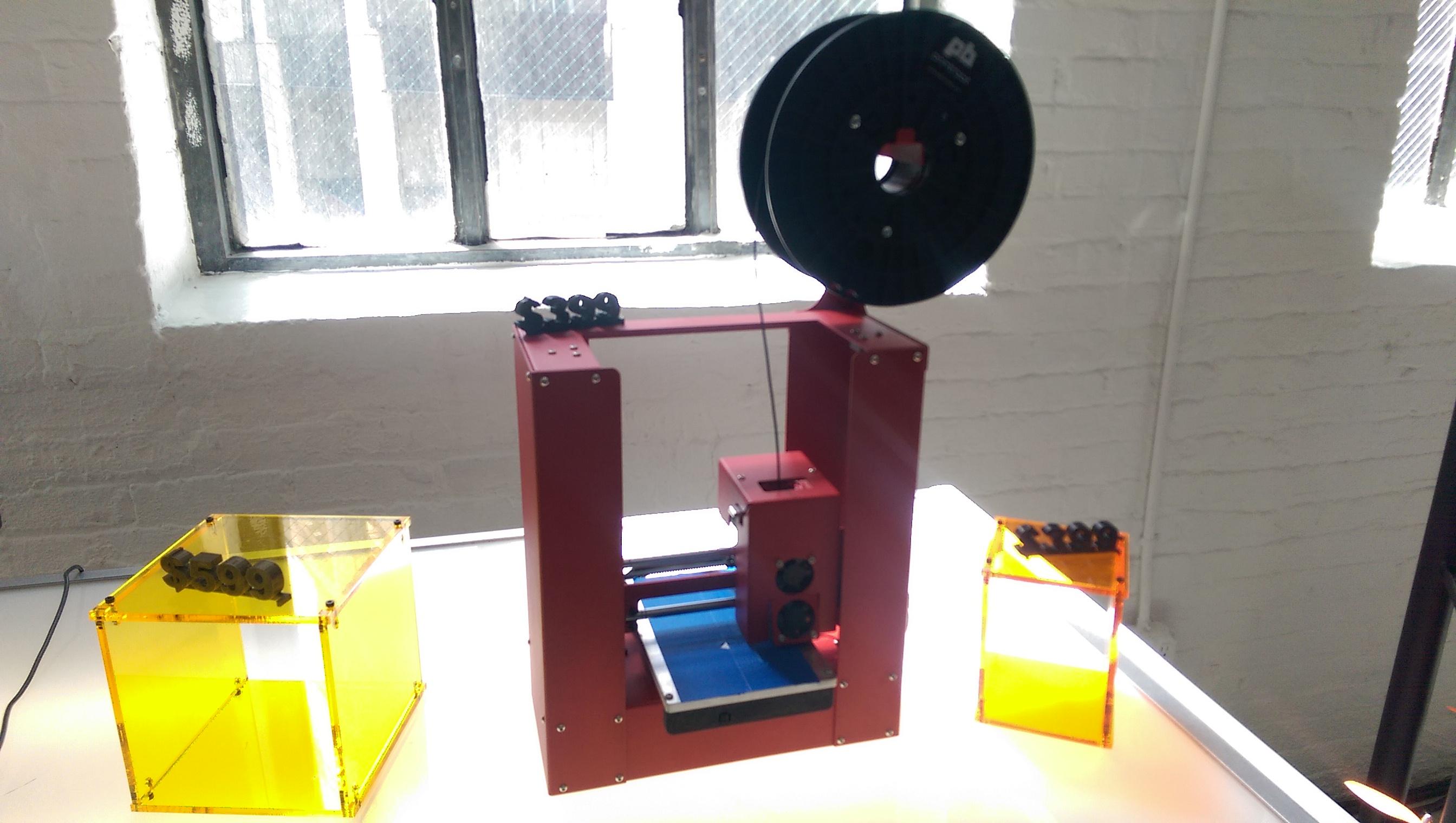 Printrbot Announces New Kid-Friendly 3D Printer