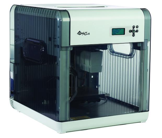 Review: da Vinci 3D Printer | Make: