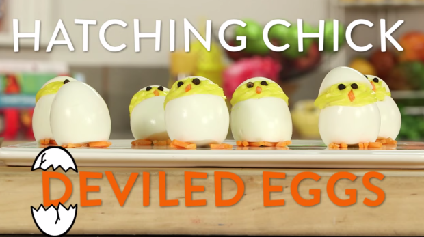 hatching-chick-deviled-eggs