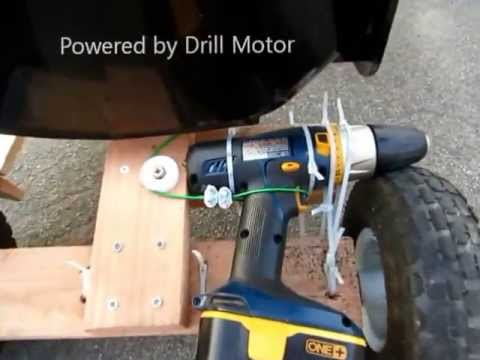 Friendly Ford Springfield Mo >> Electric Drill Provides Power For This Kid-Friendly Go ...