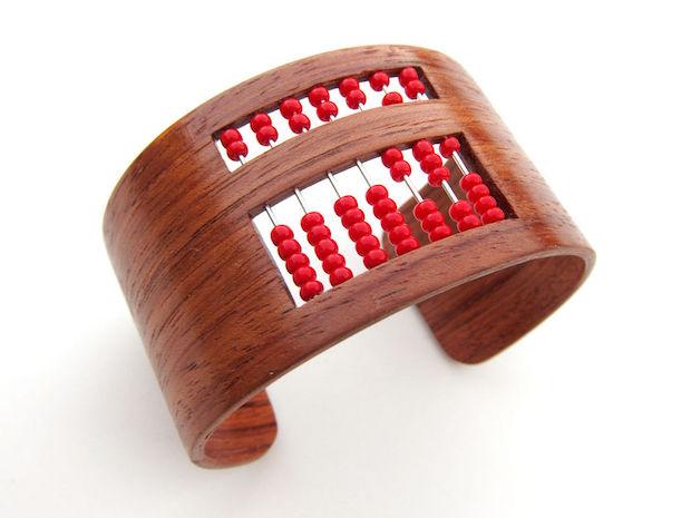 Geek Chic: DIY Abacus Bracelet