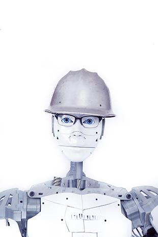 how to make humanoid robot pdf