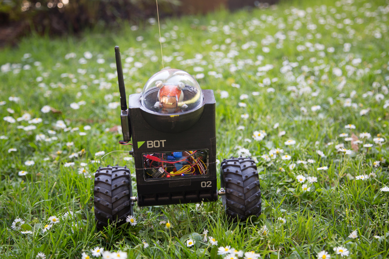 How To Build A Self Balancing Autonomous Arduino Bot Make Apm Quad Wiring Diagram For Led