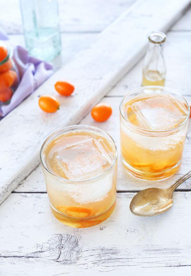 Recipe: Kumquat Gin and Tonic