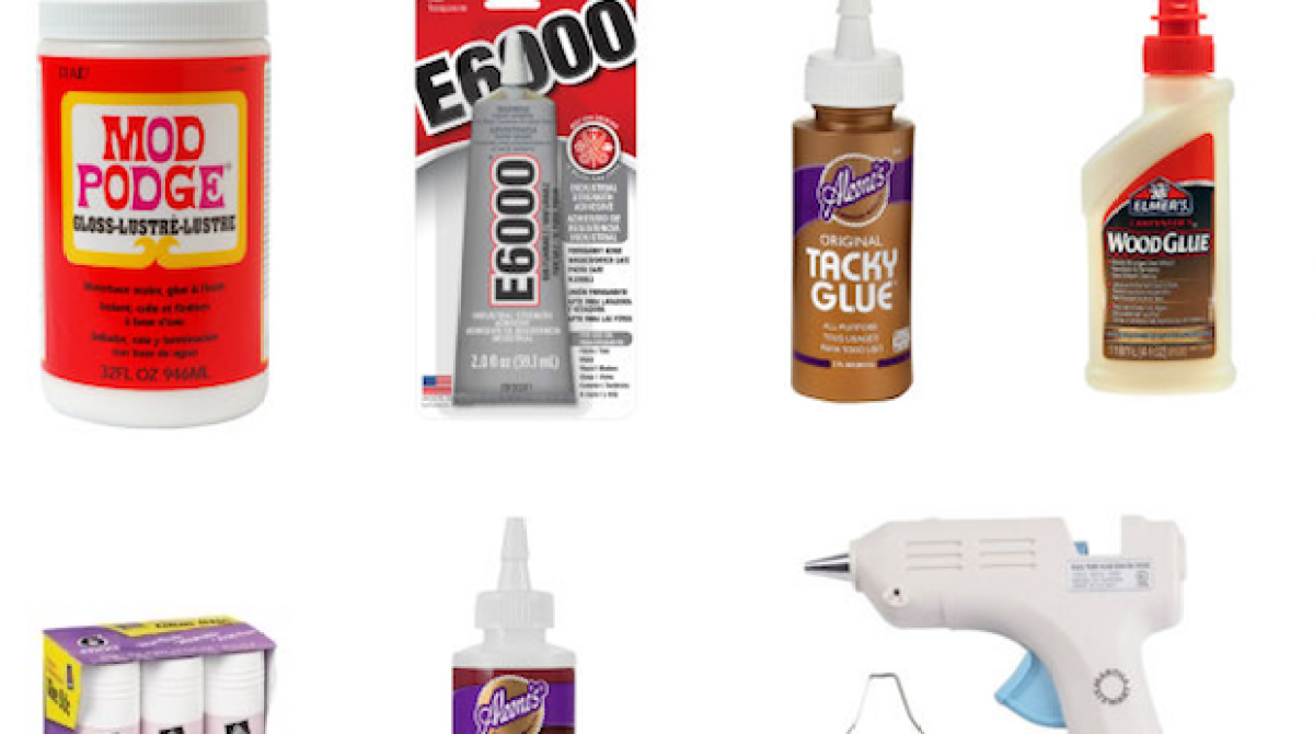 The Adhesive Archives: Craft Glue Guide