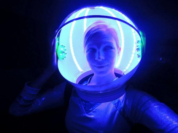 Fun Fiber Optic Formalwear Illuminates the Dance Floor | Make: