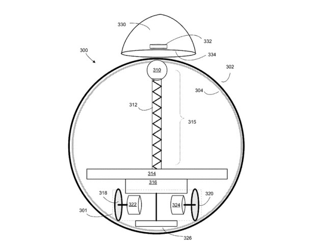 "This patent details a ""magnetically coupled accessory"" for Sphero's familiar rolling toy design."