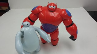 Two Baymax for the price of one