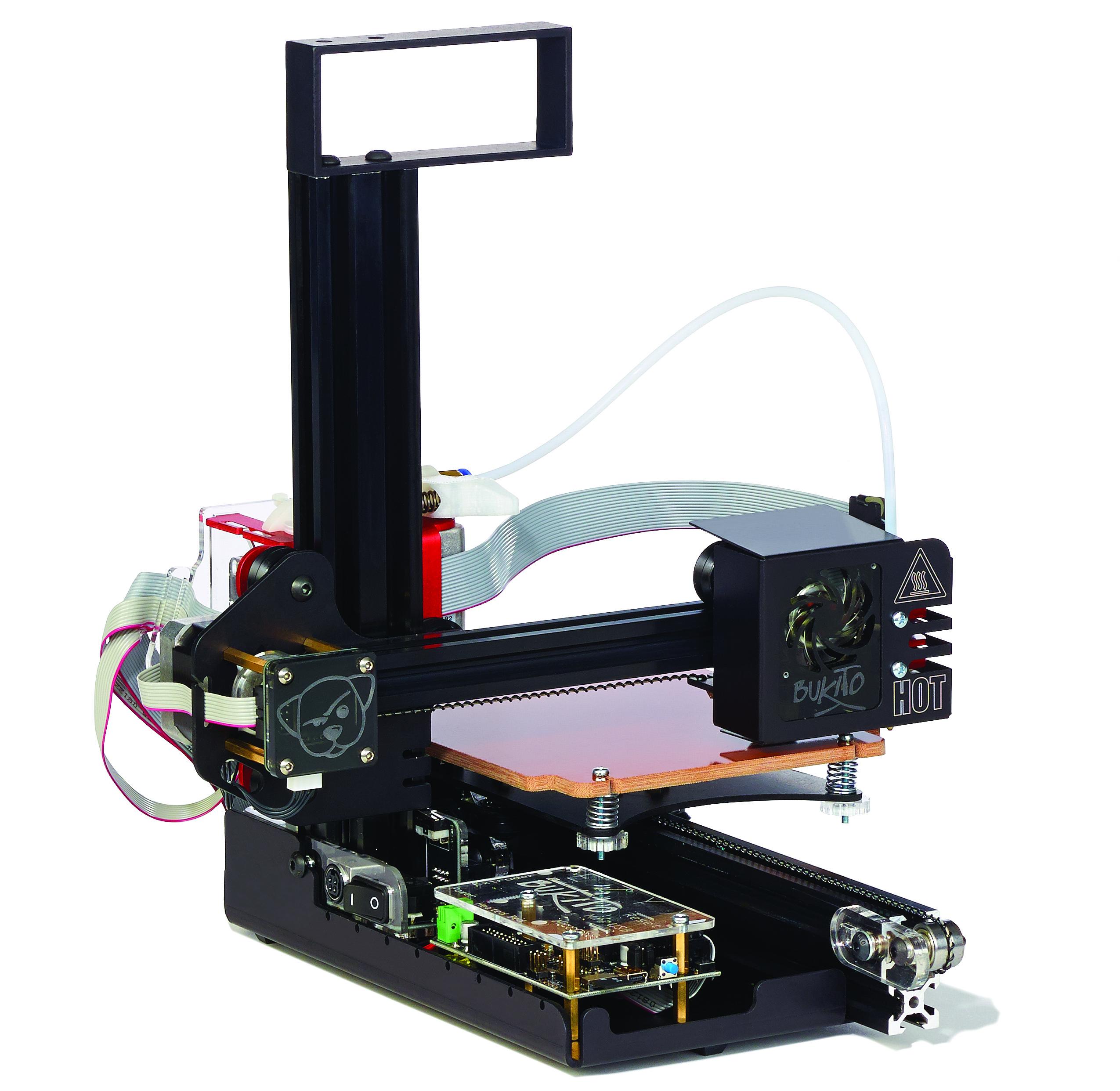 Review: Bukito v2 3D Printer