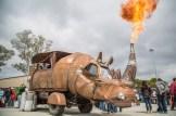 Rhino Redemption by Reared in Steel