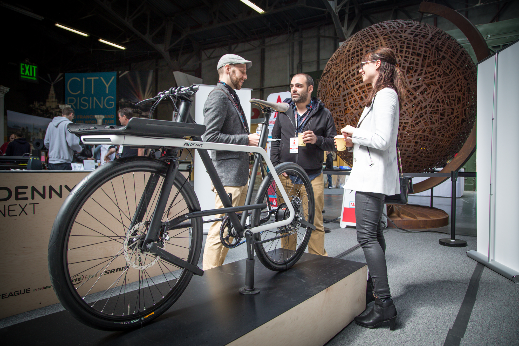 Designing a Bike for the Perfect Commute
