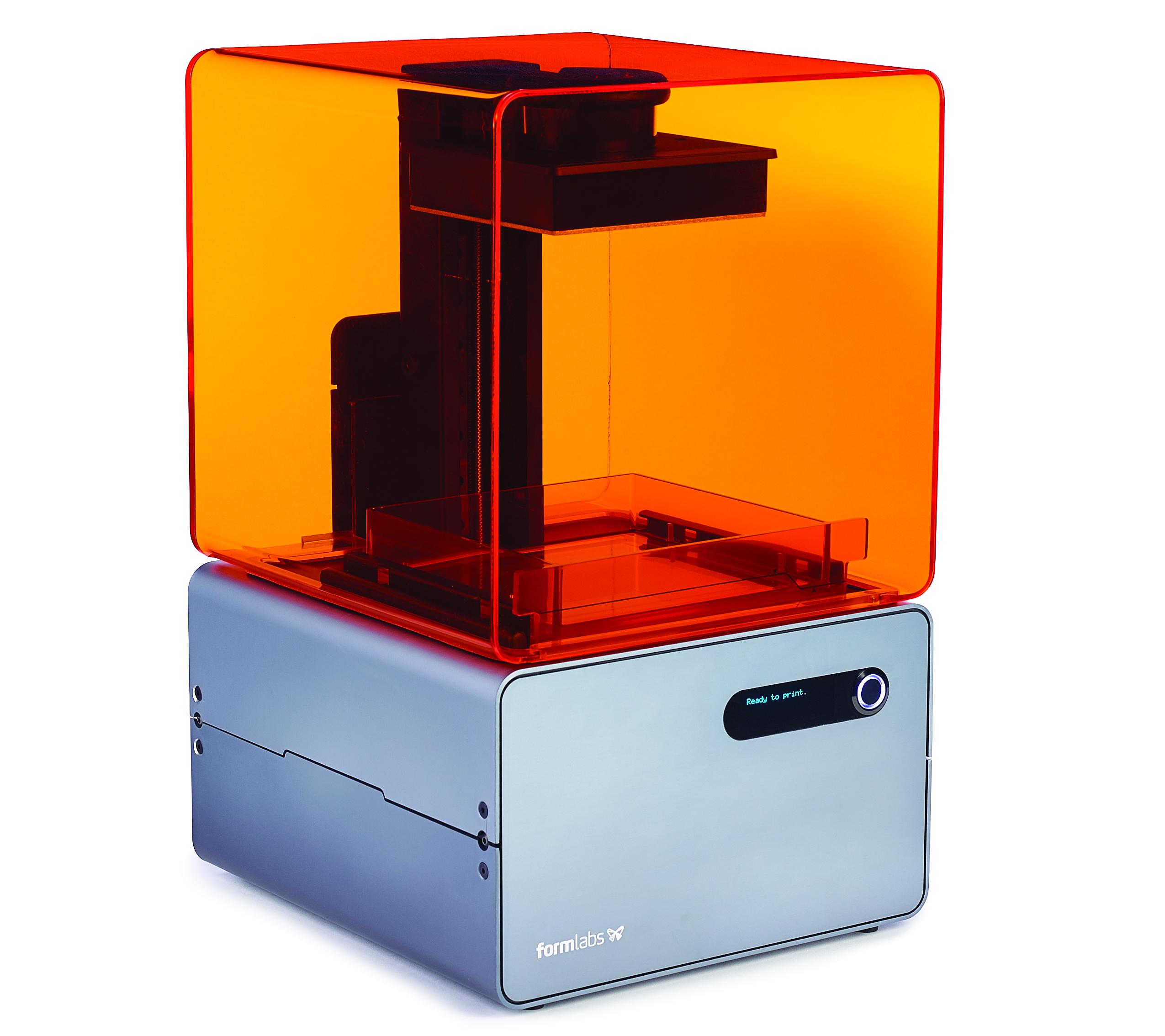 Review: Form 1+ 3D Printer