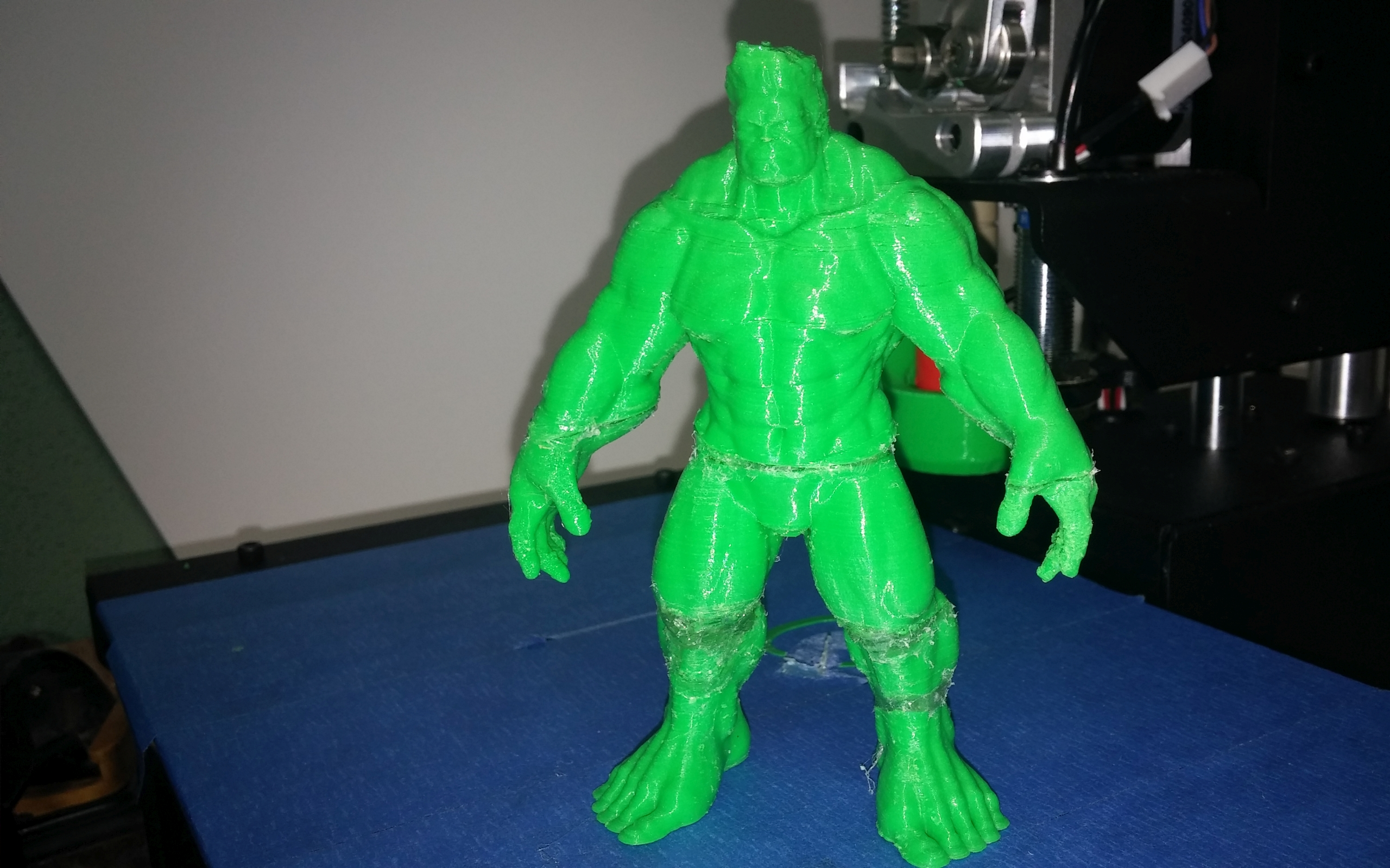 Skill Builder: Use Hot Glue to Rescue Your Failing 3D Print