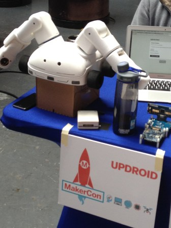 Tech company looking to jump-start the personal robotics industry.