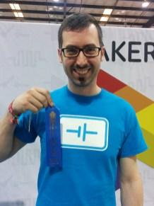 Francois Poirier from MakerBloks