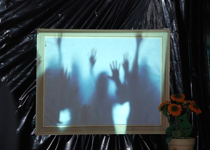 Scenes from Northern California Haunters Group