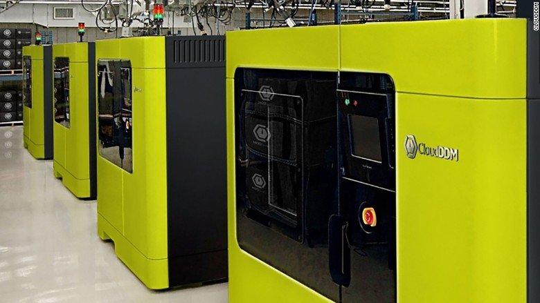 On-Demand 3D Printing Service Opens at UPS Hub