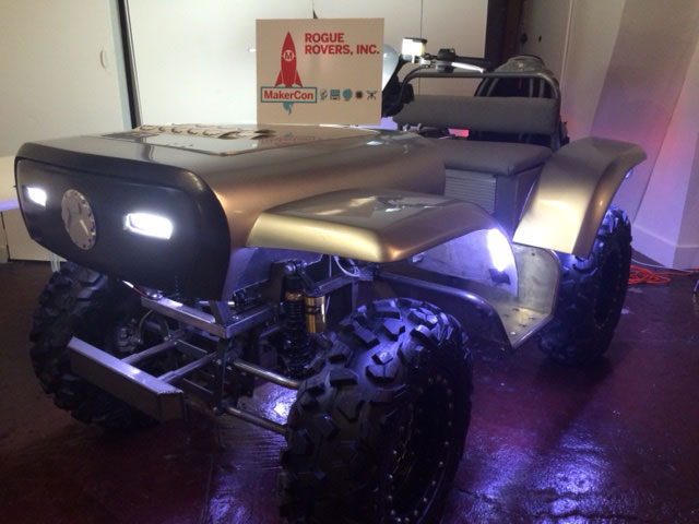 Electric ATVs Are Coming to Farms Near You