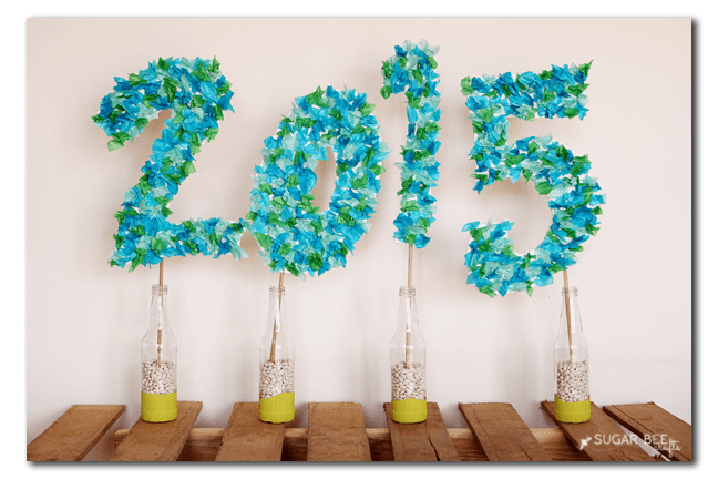 Paper Pizzazz: Easy Party Signage and Decor