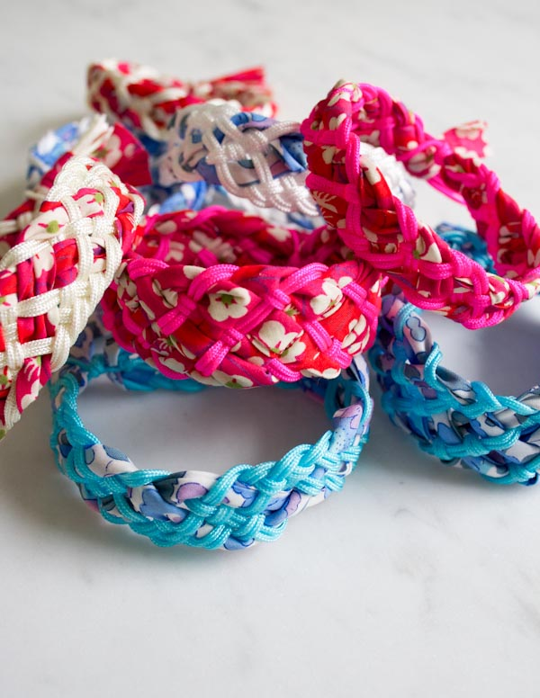 Camp Craft Upgrade Liberty Braided Friendship Bracelets Make